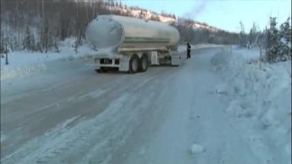 Камиони по леда - Сезон 1 Епизод 2