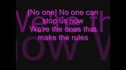 Us5 The Boys Are Back With Lyrics