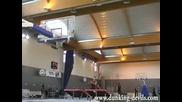 Basketbol - akrobatichni izpylnenia )