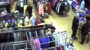 Кражба магазин в Фрея Пловдив