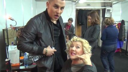 Dancing Stars - Албена и Петьо - гласувайте за нас (27.03.2014г.)