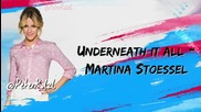 Violetta 3 - Underneath it all - Martina Stoessel - Letra - Hq