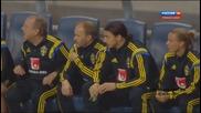 Швеция 1:1 Русия ( квалификация за Европейско първенство 2016 ) ( 09/10/2014 )