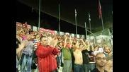 Бешикташ 1 - 0 Ц С К А (16.09.2010) - Напред, червените!