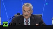 Austria: First session of OPEC International Seminar kicks off
