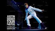 Невиждани! Justin Bieber - снимки от турнето му