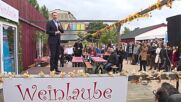 Germany: FDP's Lindner holds campaign rally in Chemnitz ahead of federal elex