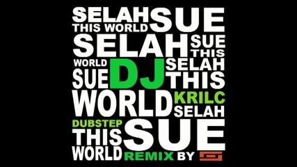 Selah Sue - This World (dj Krilc Dubstep Remix)