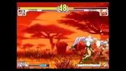 Street Fighter 3rdstrike Necro Combo Video