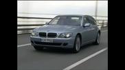 Водородното BMW 7. Мостове над морето.