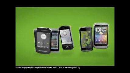 Глобул - Реклама на Angry Birds