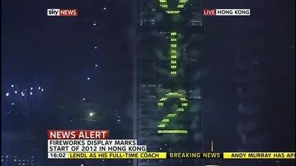 Нова Година в Хонг Конг 2012