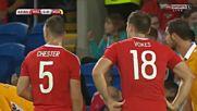 Уелс 4 - 0 Молдова ( Квалификация за световното 2018 ) ( 05/09/2016 )