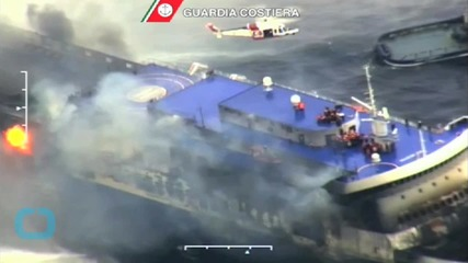 Final Passengers Rescued From Deadly Ferry Blaze