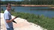Автоматичен Глок -експлозивни куршуми
