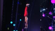 Кристиан Стойнев в Америка търси таланти 2014 - балансиране