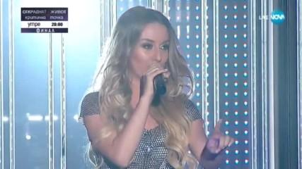 Михаела Маринова като Beyonce -