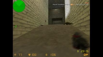 Counter Strike - Невидими Терористи ??? :d Няма проблеми ! (funny)
