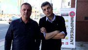 """Как публиката в Лос Анджелис реагира на българския филм """"Вездесъщият"""""""