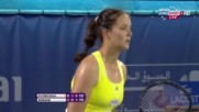 Laura Robson Yulia Putintseva Wta Hd 18-02-13 Sweaty
