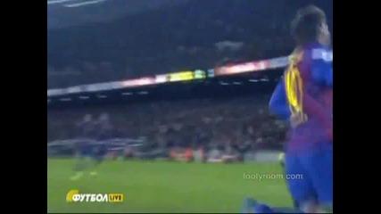 Барселона - Реал Сосиедад 2 - 1 04.02.2012