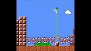 Супер Марио - Стриптийзьор