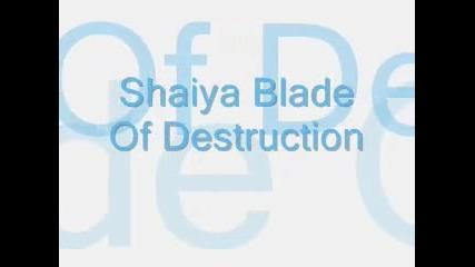 Shaiya Blade Of Destruction