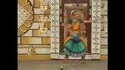 Индийският танц Бхаратанатям в изпълнение на Айшвария Нараянасвами