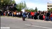 Мотосъбор 2014 - състезание и демонстрации по стънт