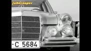 Историята на Mercedes W108/109