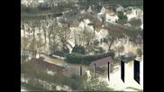 Три жертви на наводненията във Великобритания, лошото време продължава