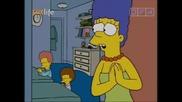 Семейство Симпсън - Барт има две майки С17е14 04.03.10