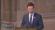 Benedict Cumberbatch Reads Poem at Reburial of Richard III, Distant Relative and Warrior King Who Died 530 Years Ago