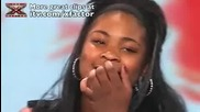The X Factor 2009 - Jade Fubara - Auditions 3