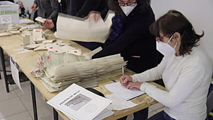 Chile: Ballot count begins for Constitutional Convention election