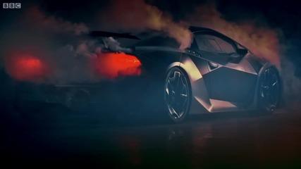 Уникалното Lamborghini # Sesto Elemento #
