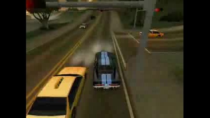 Gone In 60 Seconds San Andreas