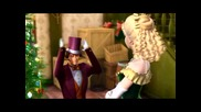 Бг Аудио Барби в Коледни Песни ( Barbie in a Christmas Carol ) Част 1