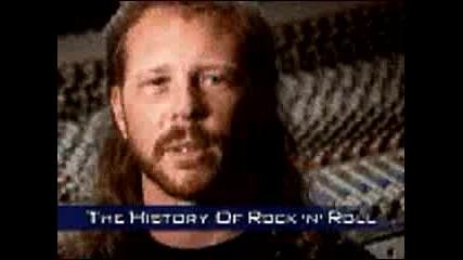 James Hetfield - Interview