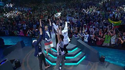 Team Liquid са шампиони на The International 2017