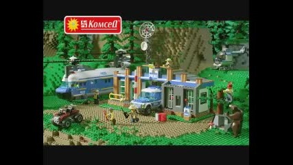 Lego City Forest Police 10''- oт #patilanci.bg