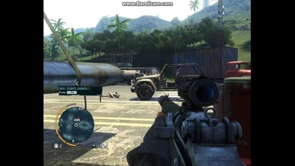 far cry3 takedown Еизод 1