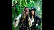 Карибски Пирати 4 - В Непознати Води - първи снимки