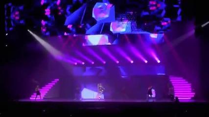 Violetta Live: 18. Сomo Quieres Париж Франция