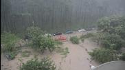 Наводнението в гр.варна, Аспарухово, ул.моряшка