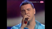 Petar Mitić - Ne idi s njim (Zvezde Granda 2010_2011 - Emisija 29 - 23.04.2011)