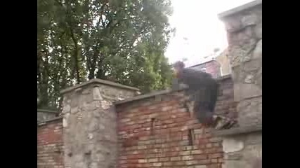 Parkour Video By Belka (www.parkour.lv)