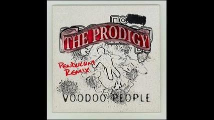 The Prodigy Voodoo People Pendulum Remix (hq)