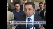 РЗС внесе жалба за касиране на изборите в Турция
