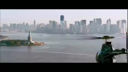 The Dictator - сцената на хеликоптера ( 100% Смях )